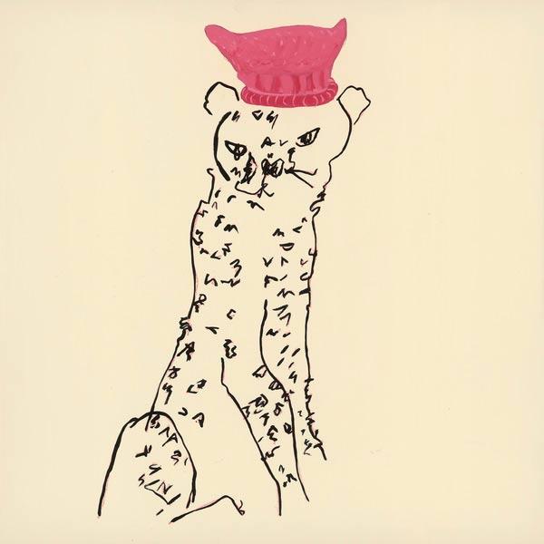 Roberta Paul - Pink Cat Hat